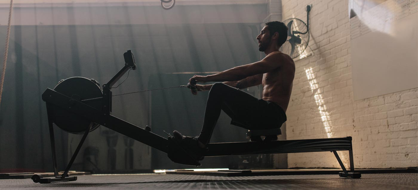Can a Rowing Machine Help You to Tone up?