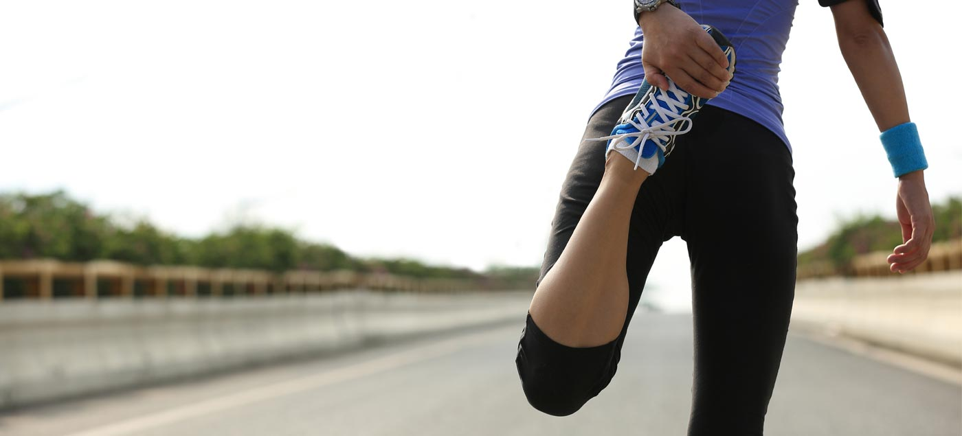 Stretches Series: How to Stretch Your Upper Legs